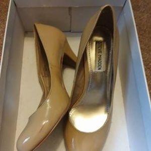 Steve Madden Ulltra Blush Heels, Size 7
